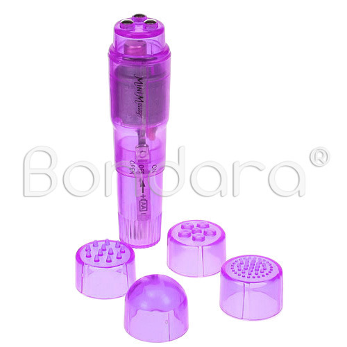 Ultimate Pocket Rocket Vibrator - Purple