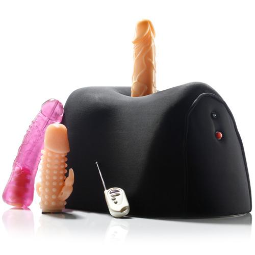 Ultimate Saddle Thrusting Sex Machine
