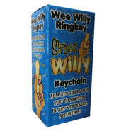 Wee Willy Key Ring