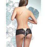 Corset Back Lace Panty