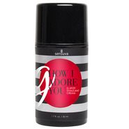 Sensuva How I Adore You G-Spot Stimulant Cream 50ml