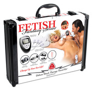 Fetish Fantasy Deluxe Shock Therapy Kit