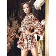Baci White Label Seduction Animal Kimono