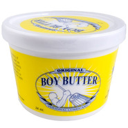 Boy Butter Original Personal Lubricant 16oz