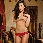 Dreamgirl Ruby Be Cheeky Sequin Knickers