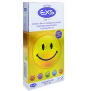 EXS Smiley Face Condoms 6 Pack
