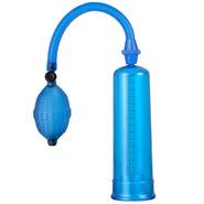 Ultimate Rock Hard Blue Penis Pump