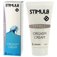 Stimul8 Orgasm Cream