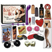 Ultimate Love Box - Sex Toy Kit