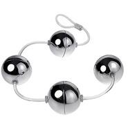 Quattro Pleasure Jiggle Balls