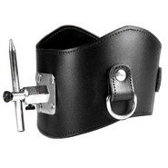 Heavy Duty Collar With Stopper Pin