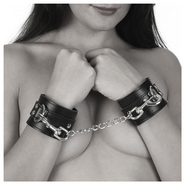 Bondage Leather Handcuffs