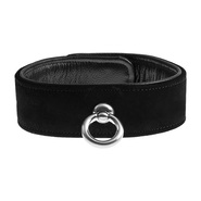 Ultimate Leather Bondage Collar