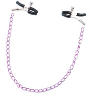 Erotic Nipple Chain with Clamps