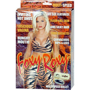 Foxy Roxy Vibrating Sex Doll