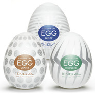 Tenga Egg Atmosphere
