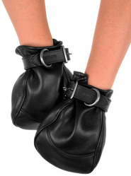 Slap Leather Fist Mitts