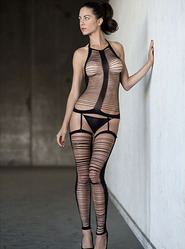 Retro Baby Bodystocking