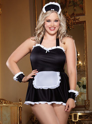 Dreamgirl Maid Me Dirty Outfit