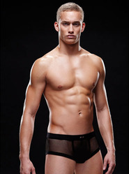 Envy Fishnet Sport Trunk