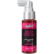 Good Head Deep Throat Spray - Sweet Strawberry 59ml