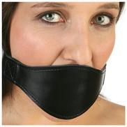 Leather Muzzle Gag